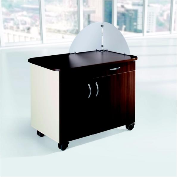 gem tliche kaffeetheke f r praxis und wartezimmer. Black Bedroom Furniture Sets. Home Design Ideas
